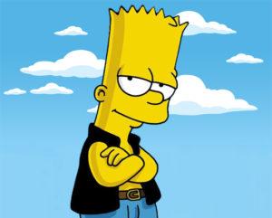 Bart Simpson - O De Boa
