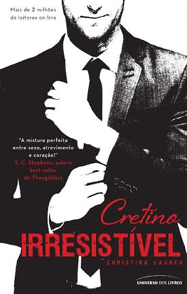Livro Cretino Irresistivel