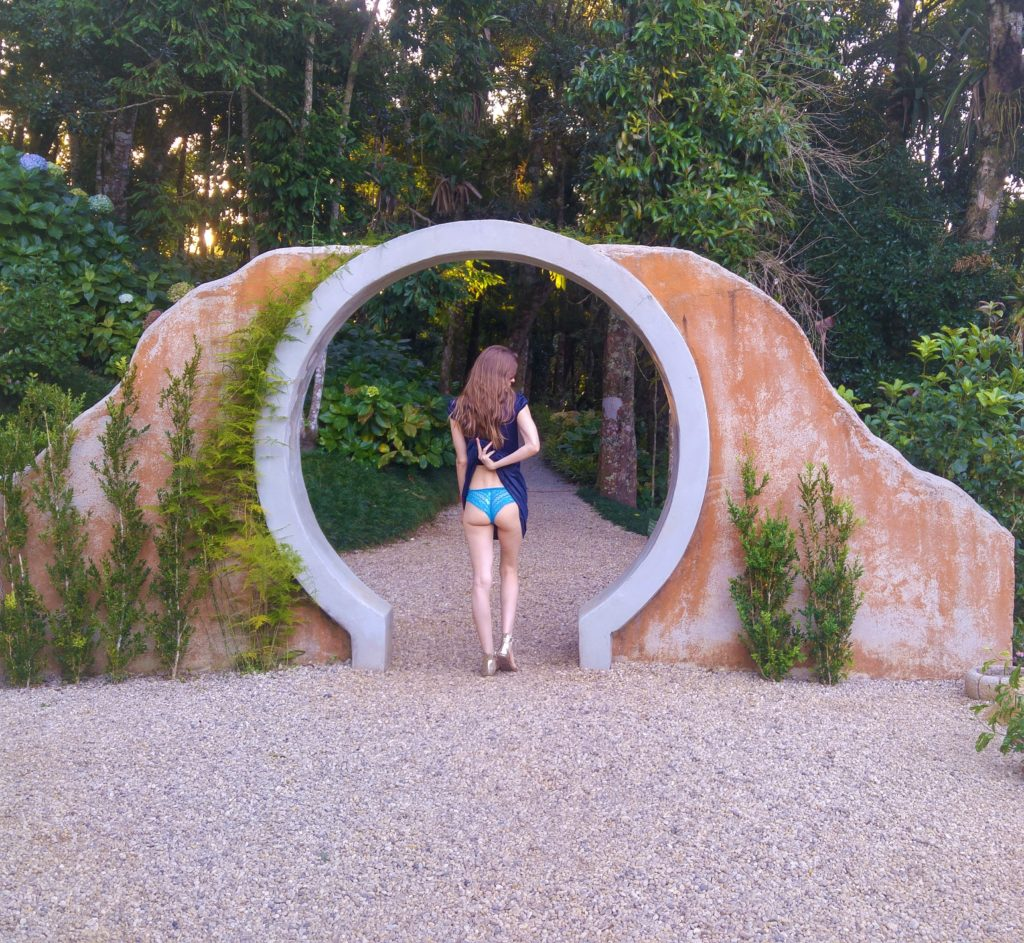 Parque Amantikir Cenário Oriental