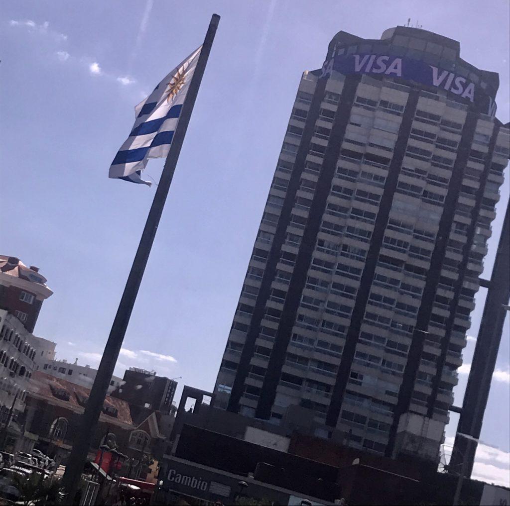 Avenida Gorlero Punta del Este Cruzeiro Organizado