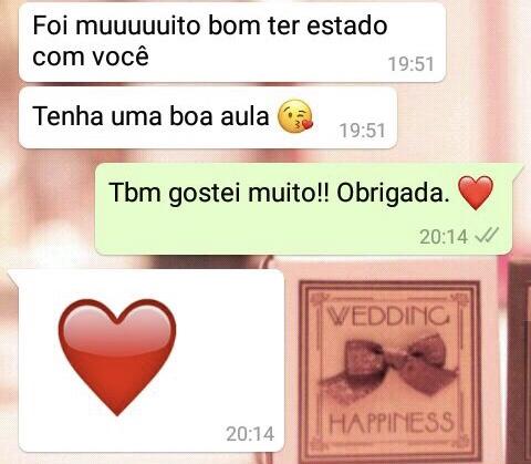 WhatsApp Sara Müller e Amorável