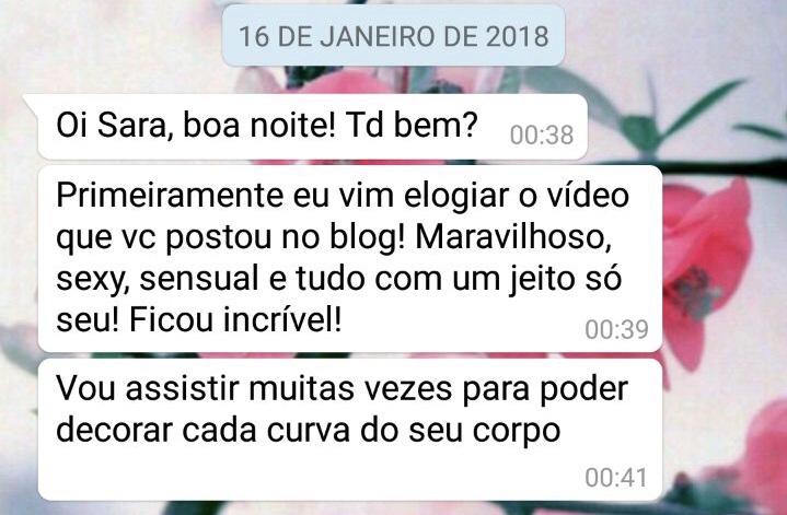 """WhatsApp Cliente 156 - """"O Fã"""""""
