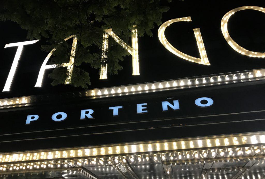 Tango Porteño Buenos Aires Cruzeiro Organizado