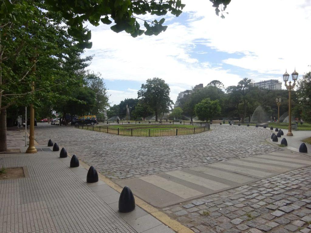 Praça Buenos Aires Cruzeiro Organizado