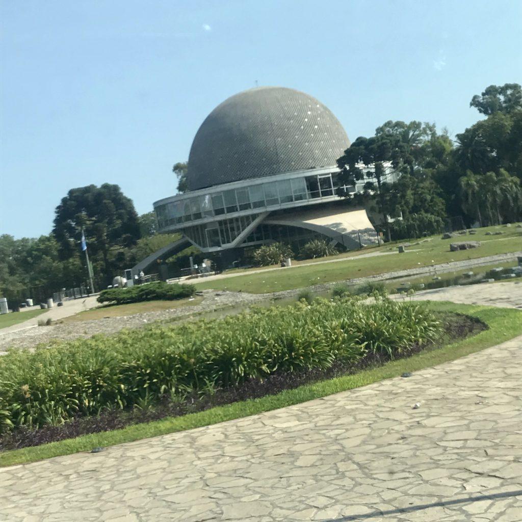 Planetário Buenos Aires Cruzeiro Organizado