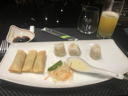Almoço Oriental Cruzeiro Organizado