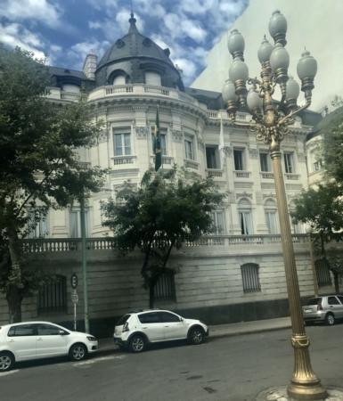 Buenos Aires Cruzeiro Organizado