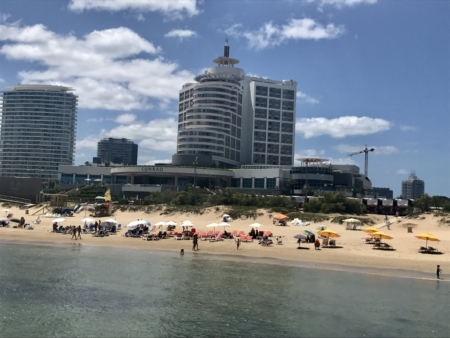 Punta del Este Hotel Conrad Cruzeiro Organizado