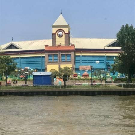 Parque de Diversões Estação Fluvial de Tigre Cruzeiro Organizado