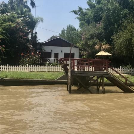 Casa Estação Fluvial de Tigre Cruzeiro Organizado